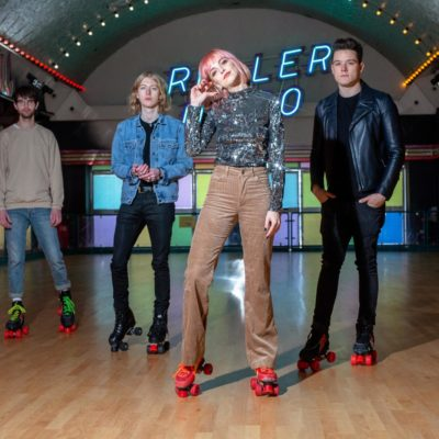 Anteros share new single 'Drive On'