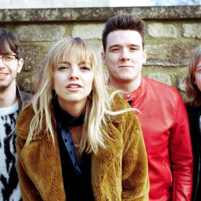 Anteros turn sorrow into something you can dance to