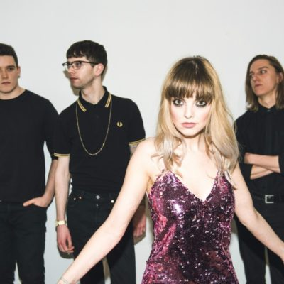Anteros dance off the darkness on 'Blue'
