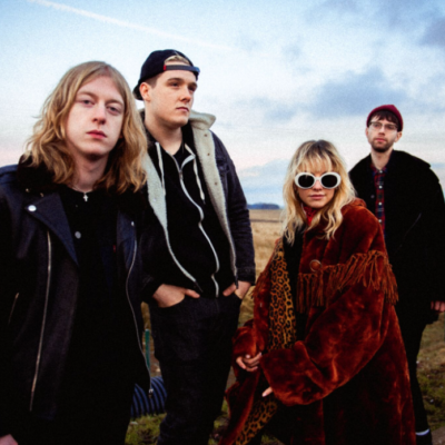 Anteros take us on tour in the video for 'Cherry Drop'