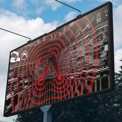 Aphex Twin is teasing something...