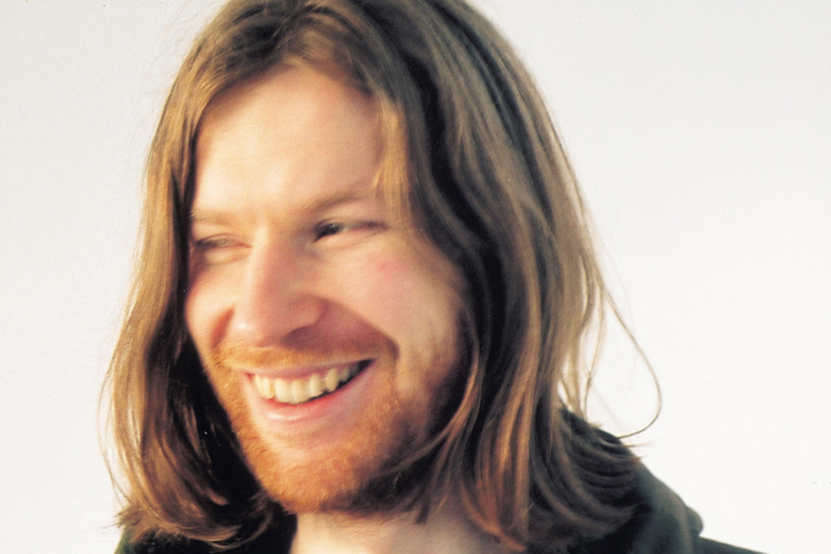 Stream Aphex Twin's new 'Cheetah' EP now