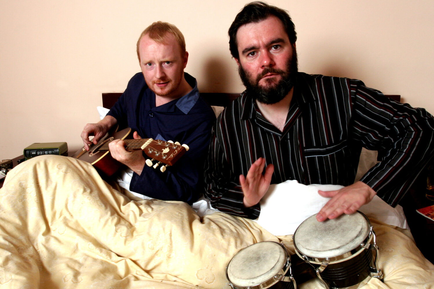 Arab Strap continue their return with 'The First Big Weekend Of 2016' video