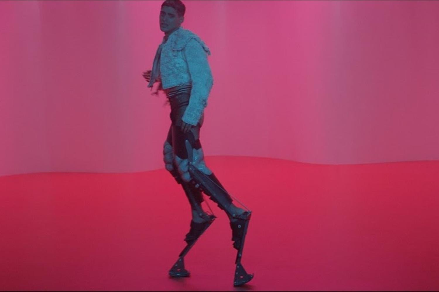 Arca gets bullish in the video for 'Reverie'