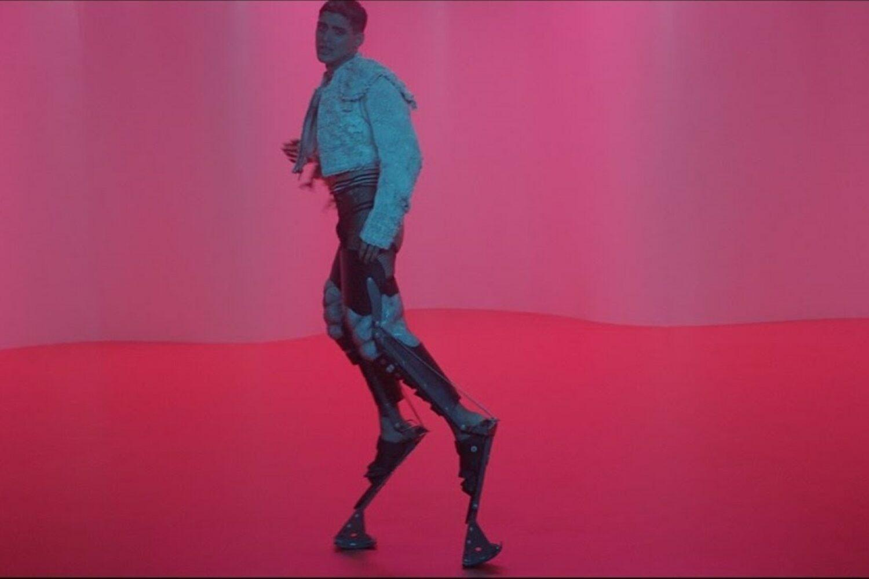 Arca gets bullish in the video for 'Reverie'