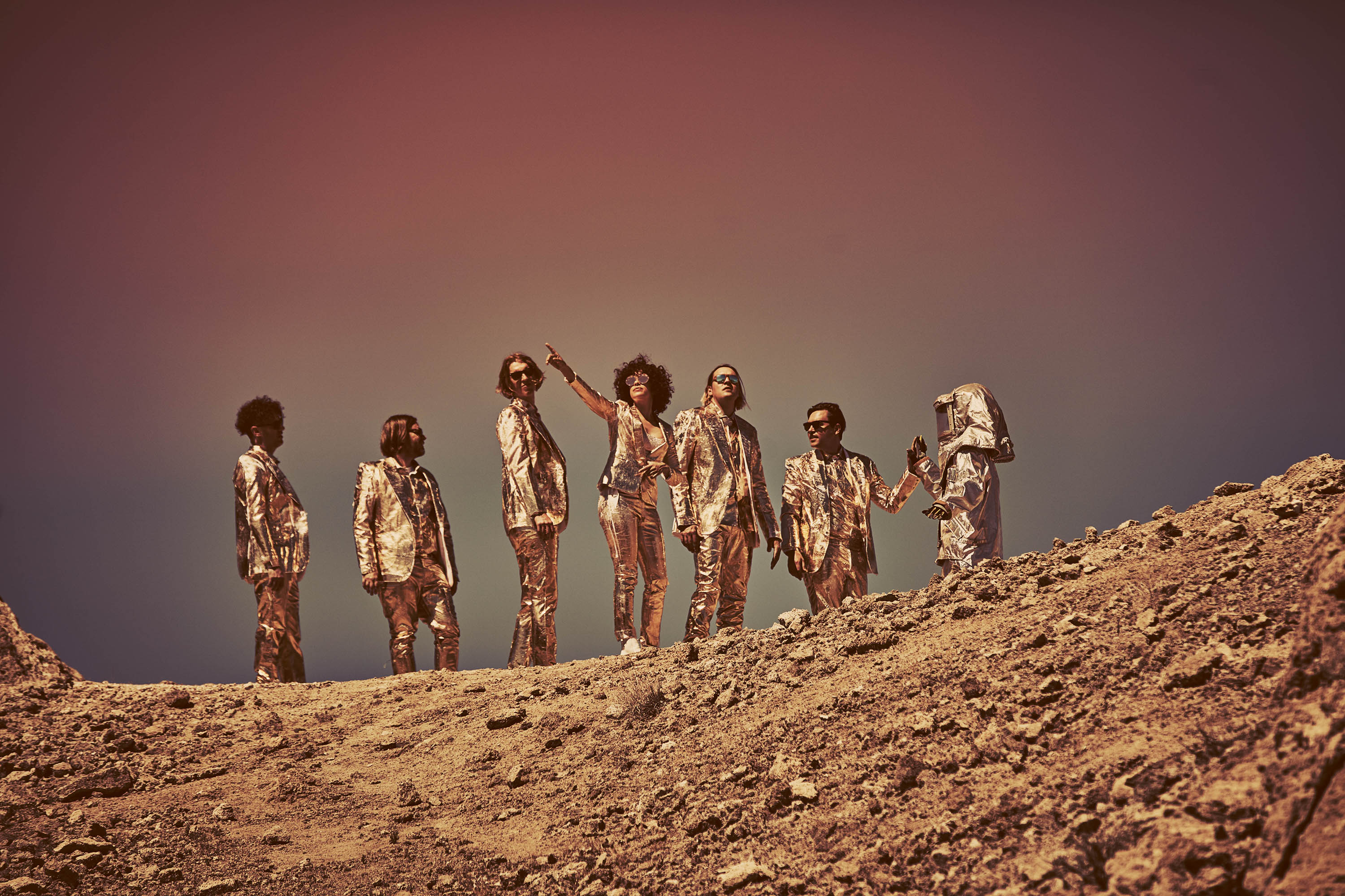 Tracks: Arcade Fire, Baby Queen, Larry Pink the Human ft Joe Talbot and more