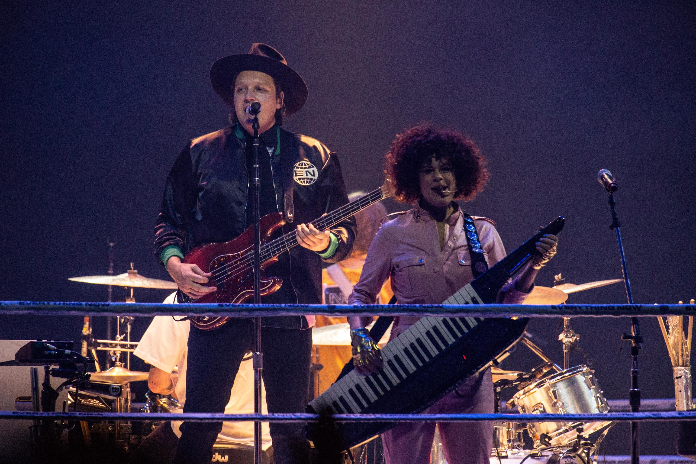Arcade Fire, Wembley Arena, London