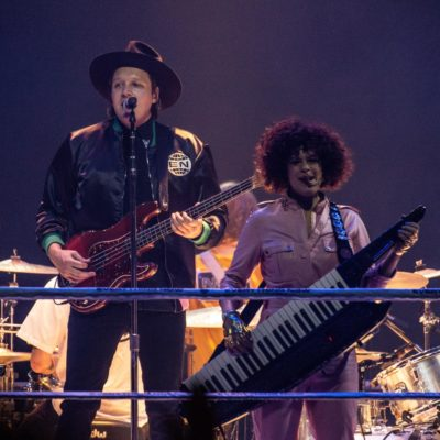"""Arcade Fire's Win Butler says he's written """"records and records"""" of material during lockdown"""