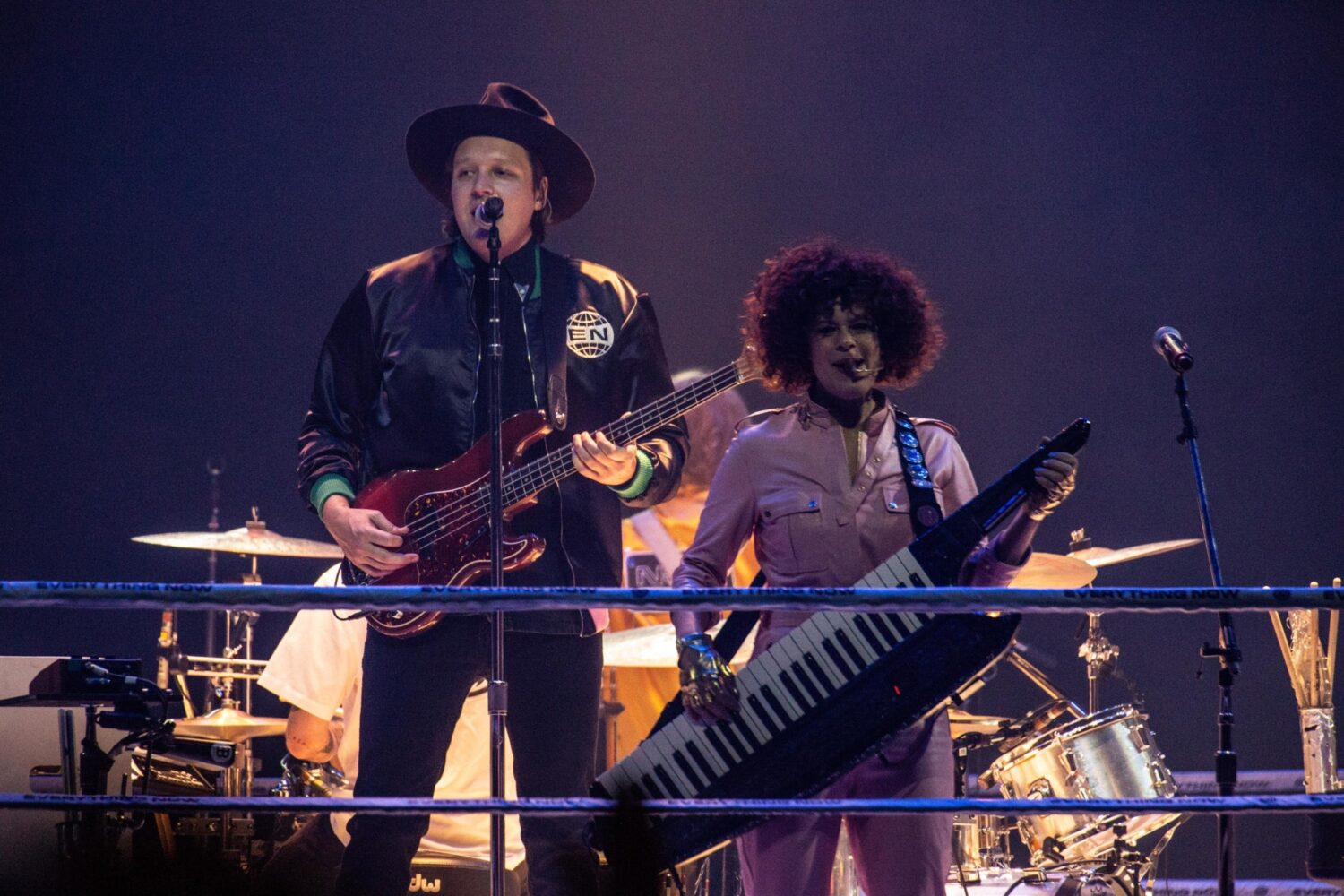 "Arcade Fire's Win Butler says he's written ""records and records"" of material during lockdown"