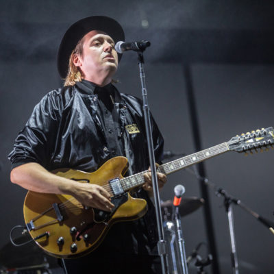 Arcade Fire to headline Way Out West 2018