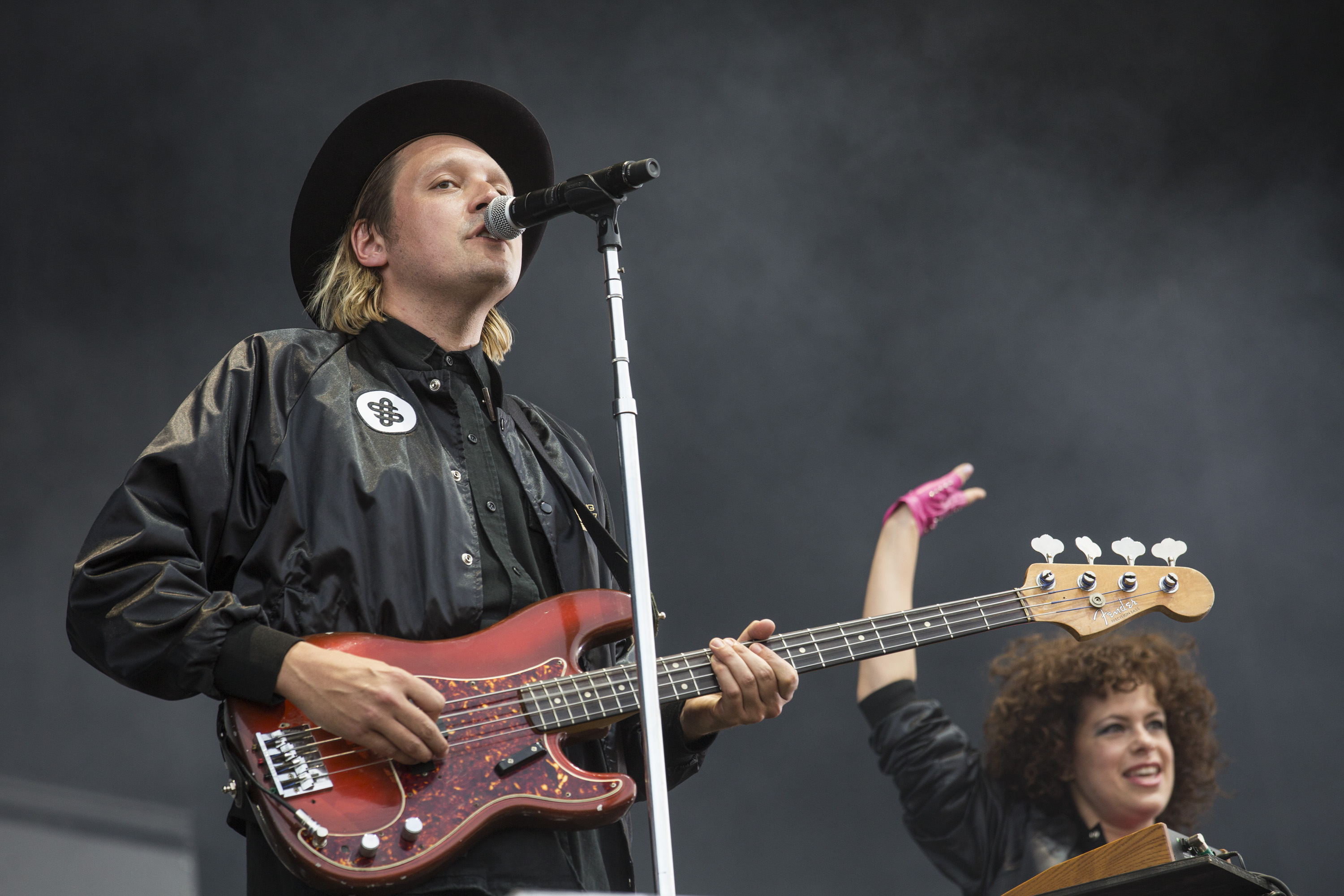 Arcade Fire and Lorde shine on day one of Rock Werchter 2017