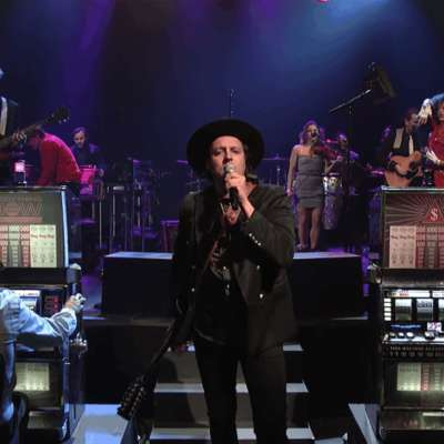 Watch Arcade Fire bring 'Everything Now' to SNL