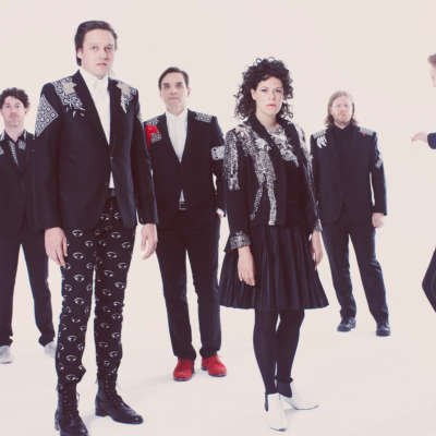 Arcade Fire feature on Fucked Up's Damian Abraham's latest podcast
