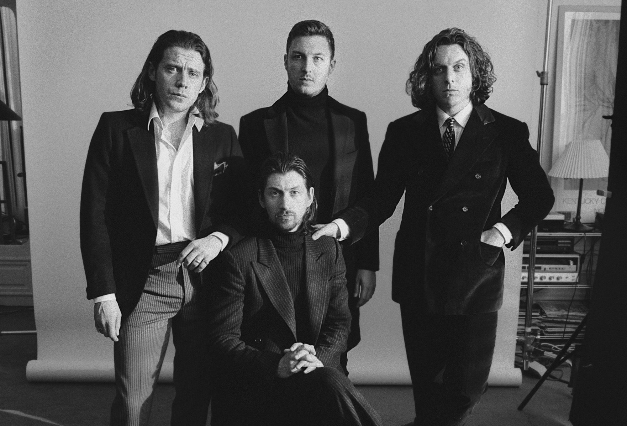 Arctic Monkeys share new song 'Anyways'