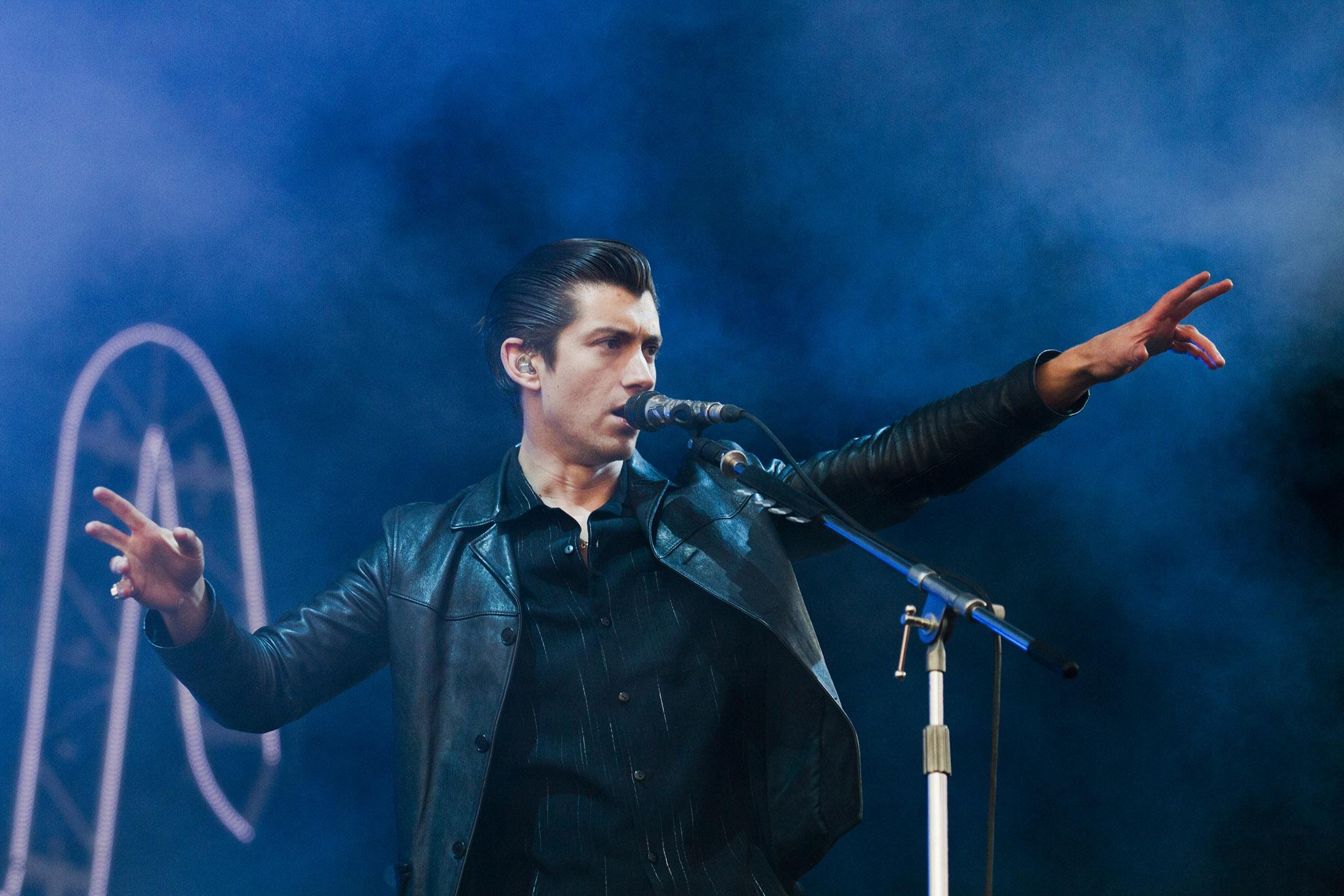 Arctic Monkeys win big at European Festival Awards 2014