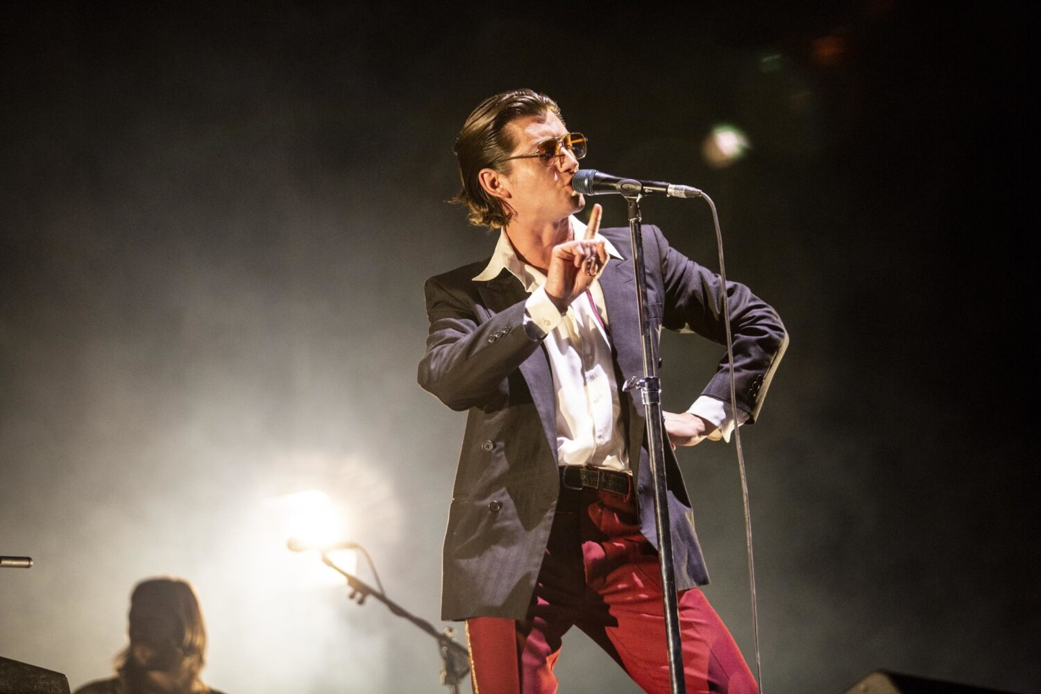Arctic Monkeys bring 'Tranquility Base Hotel & Casino' to Mad Cool for a celebratory Day Two headline set