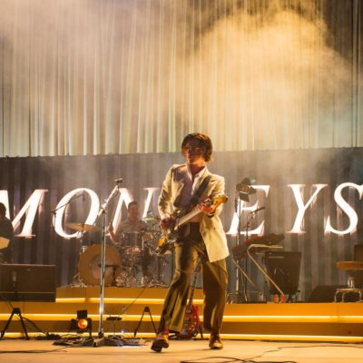 Arctic Monkeys share untitled Stephen Fretwell cover in new Spotify session