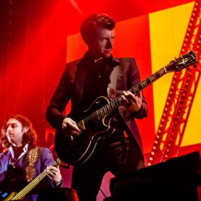 Arctic Monkeys are playing basically every festival in Europe this summer