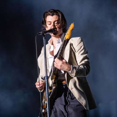 Alex Turner dives deep into the influence of science fiction on 'Tranquility Base Hotel & Casino'