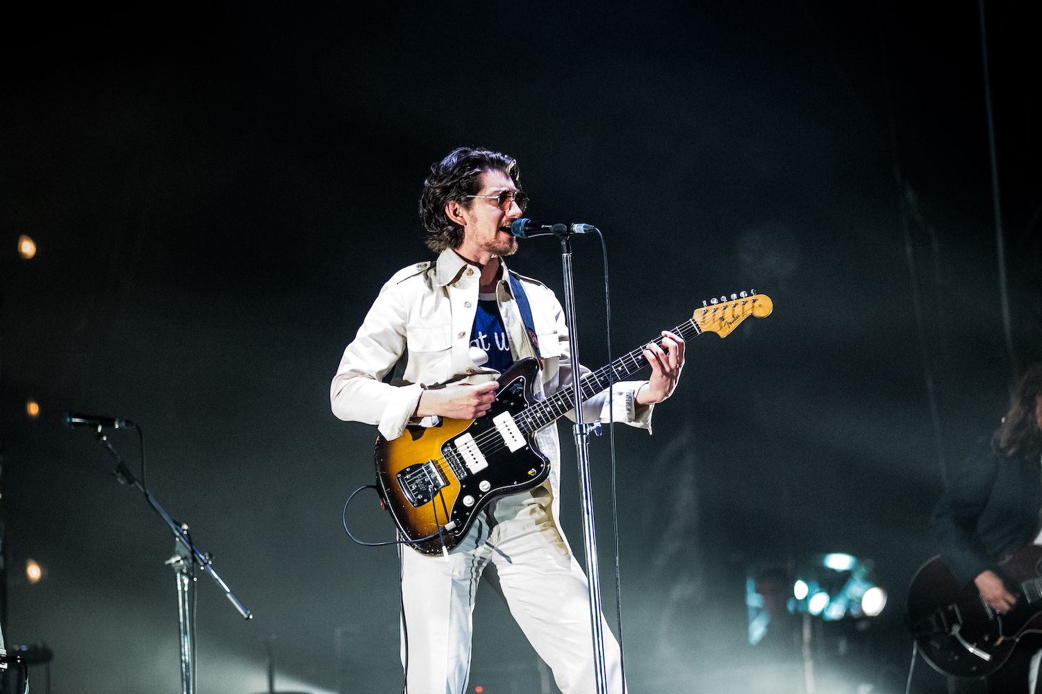Arctic Monkeys return with a bang to close Primavera Sound 2018