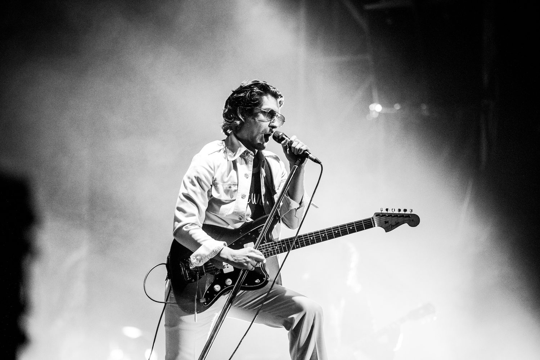 Watch Arctic Monkeys bring alternate version of 'A Certain Romance' to final Sheffield show