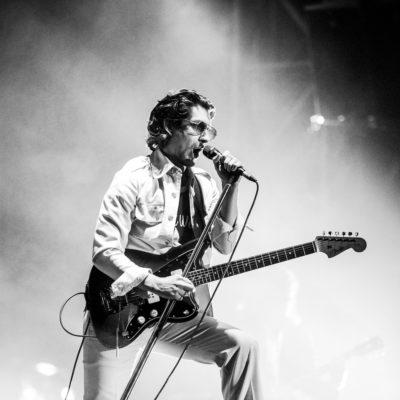 Arctic Monkeys return with a bang to close Primavera Sound 2018