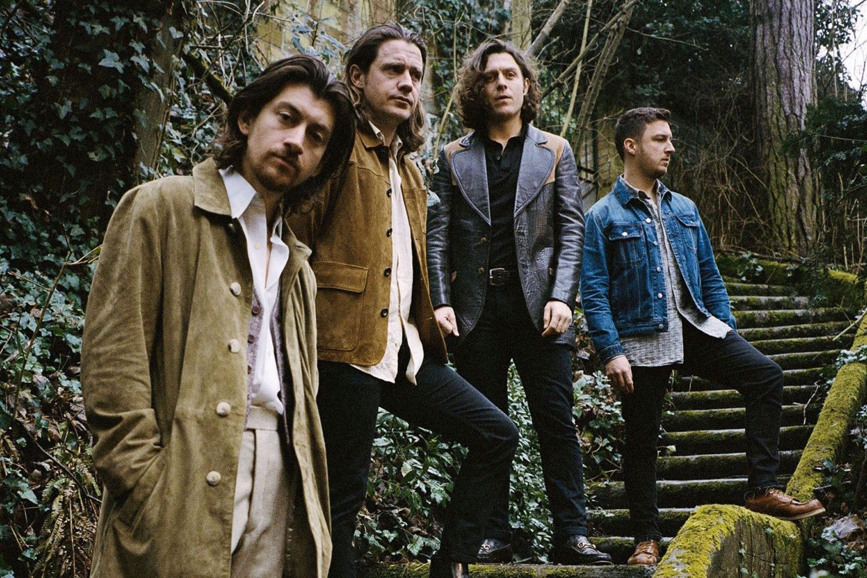 Listen to Arctic Monkeys' new album 'Tranquility Base Hotel & Casino'
