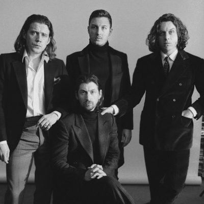 Arctic Monkeys announce new album 'Tranquility Base Hotel & Casino'