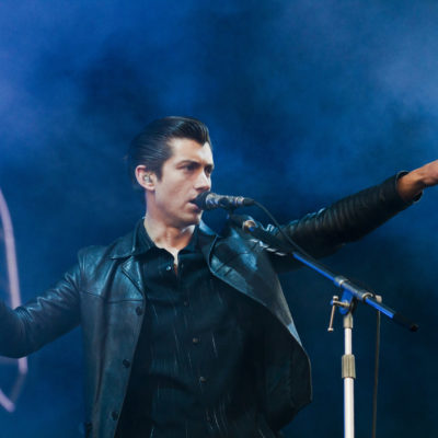 """Alex Turner says a new Arctic Monkeys single is coming """"soon"""""""