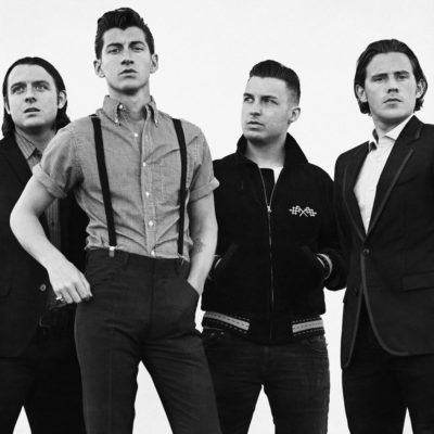 Arctic Monkeys have hinted at their new album's release date