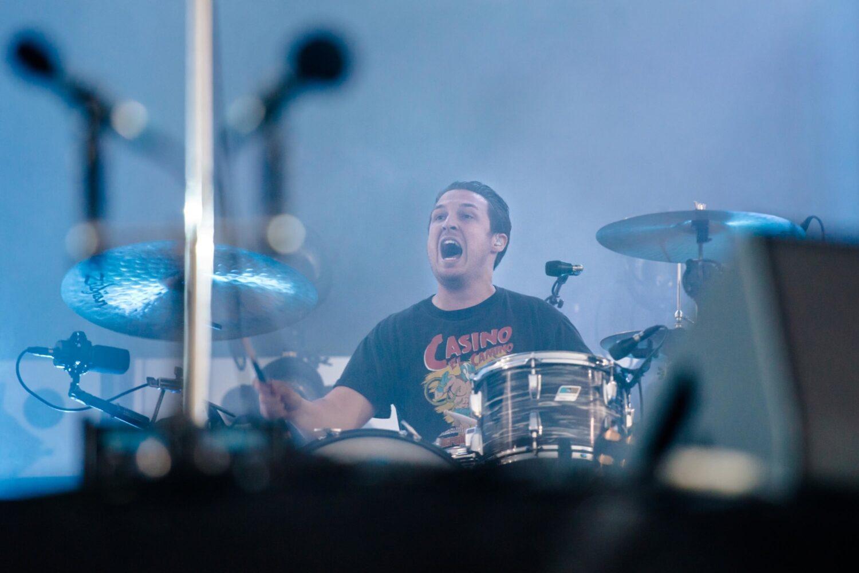 Matt Helders gives update on new Arctic Monkeys album