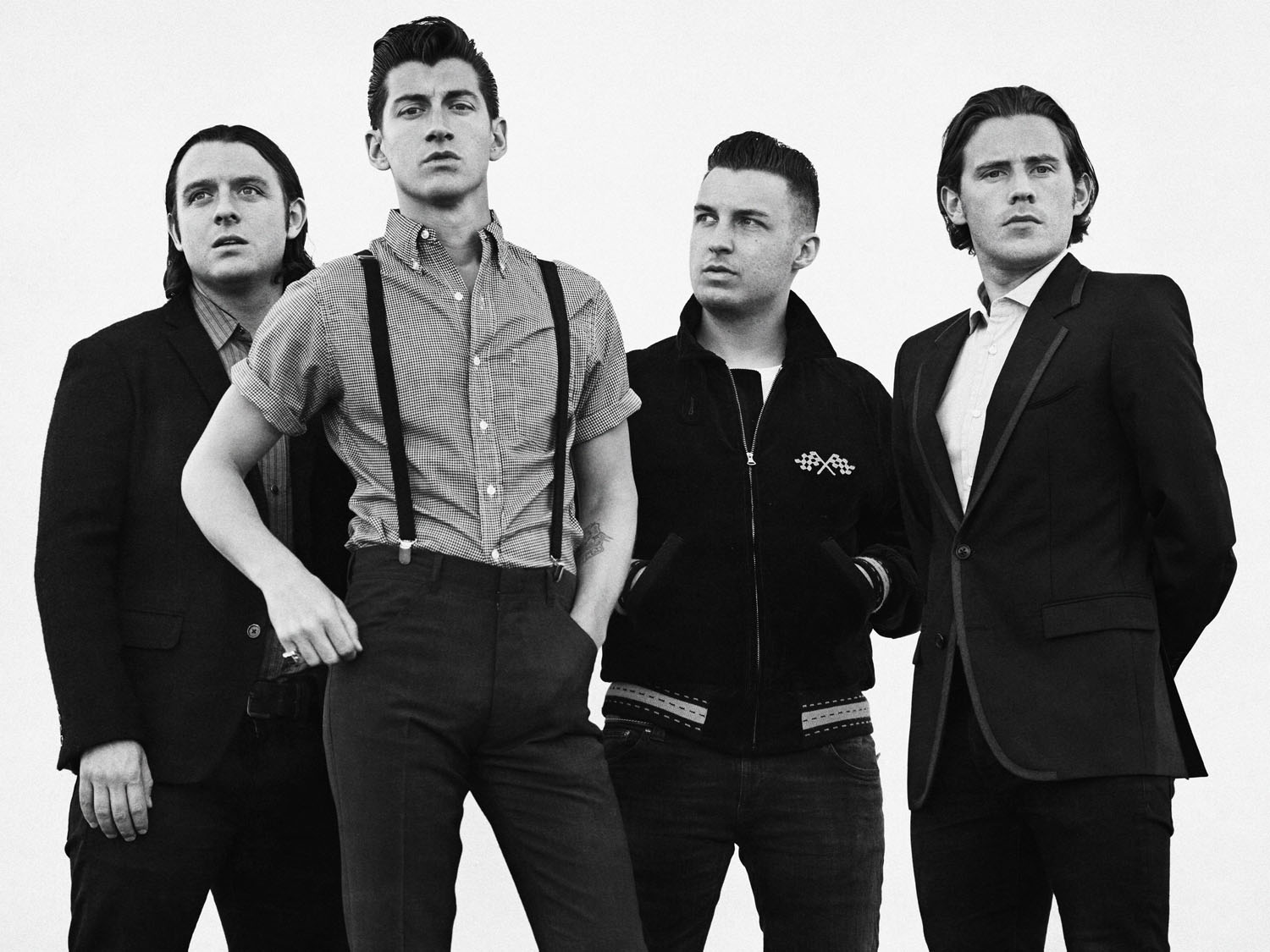 Arctic Monkeys are set to release a new album in 2018