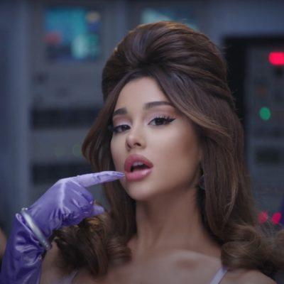 Ariana Grande unveils '34+35' video