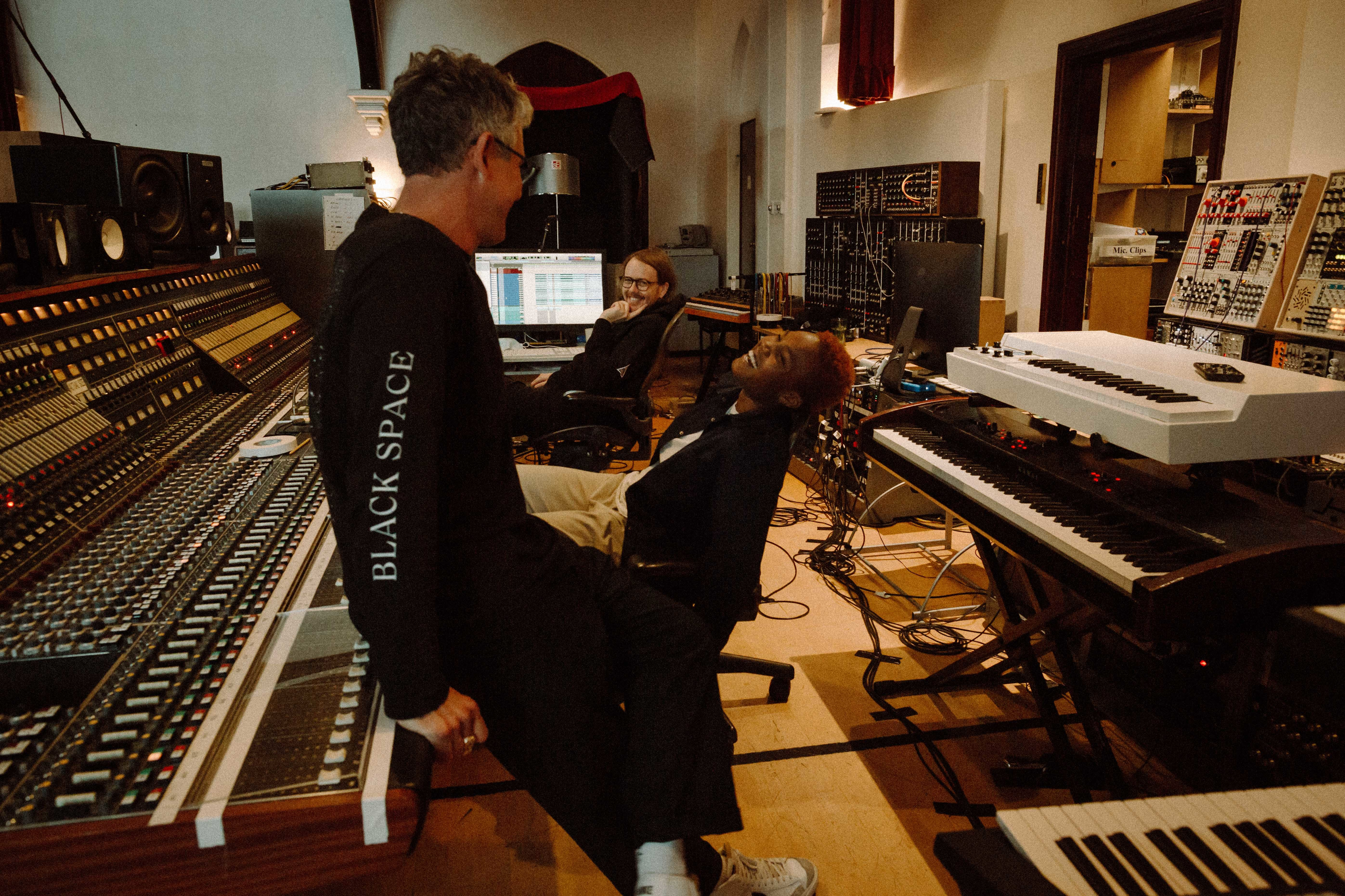 In the studio with… Arlo Parks