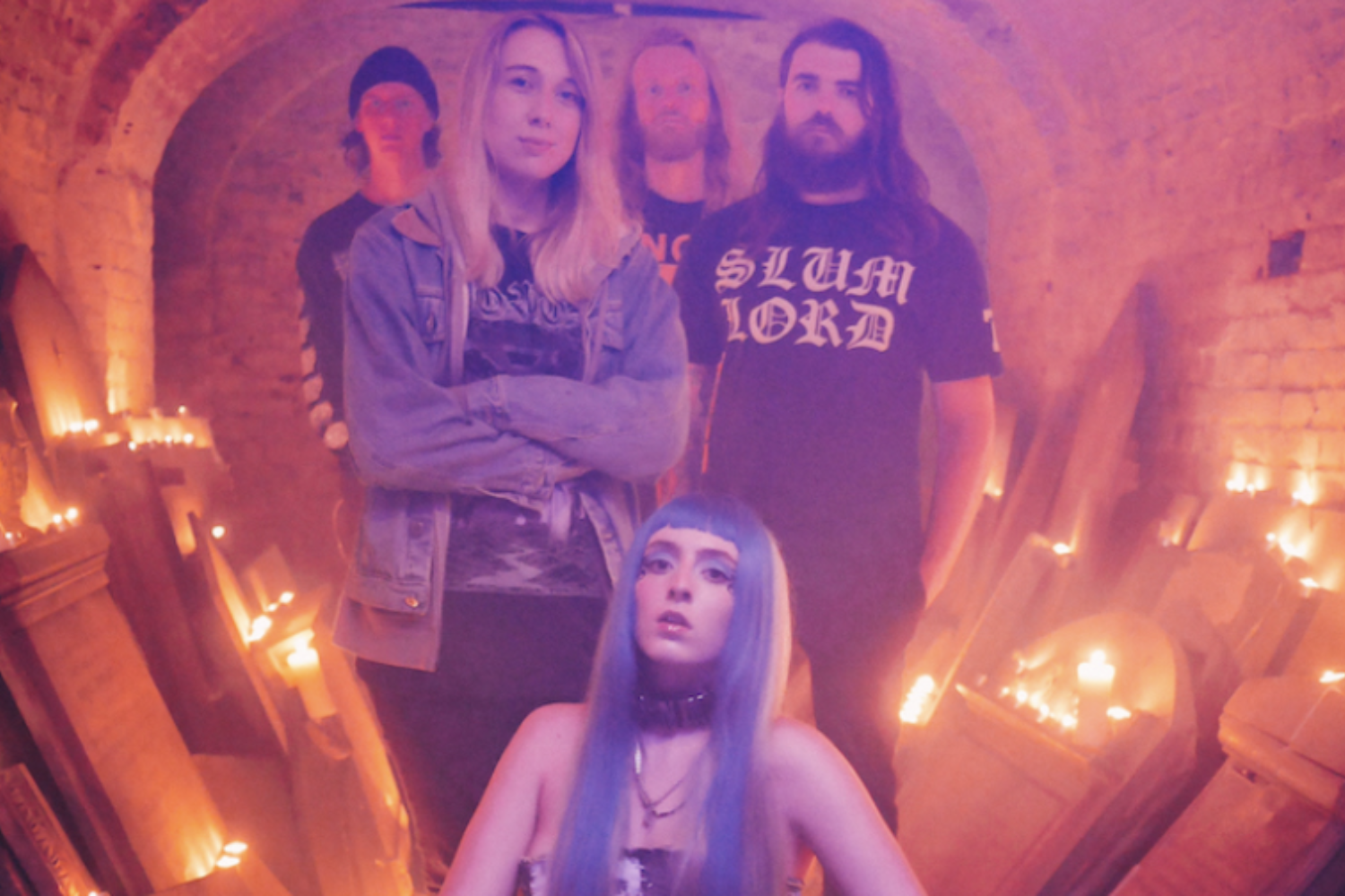 Ashnikko teams up with Employed To Serve for metal version of 'Cry'