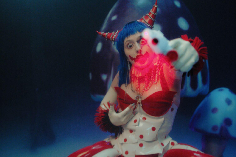 Ashnikko unveils 'Halloweenie III: Seven Days' video
