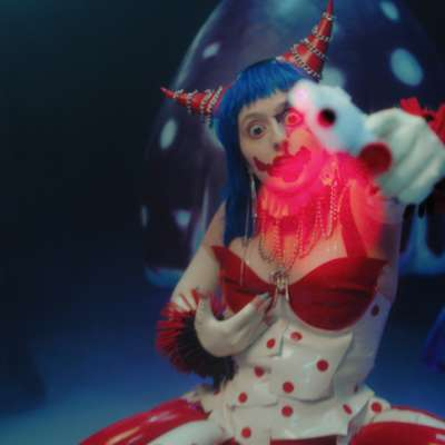 Ashnikko unveils 'Halloweenie III: Seven Days' video