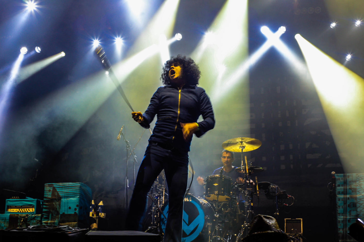 At The Drive In announce new EP 'Diamanté'
