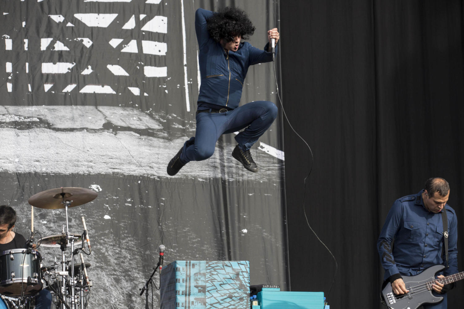 At The Drive In announce UK headline dates