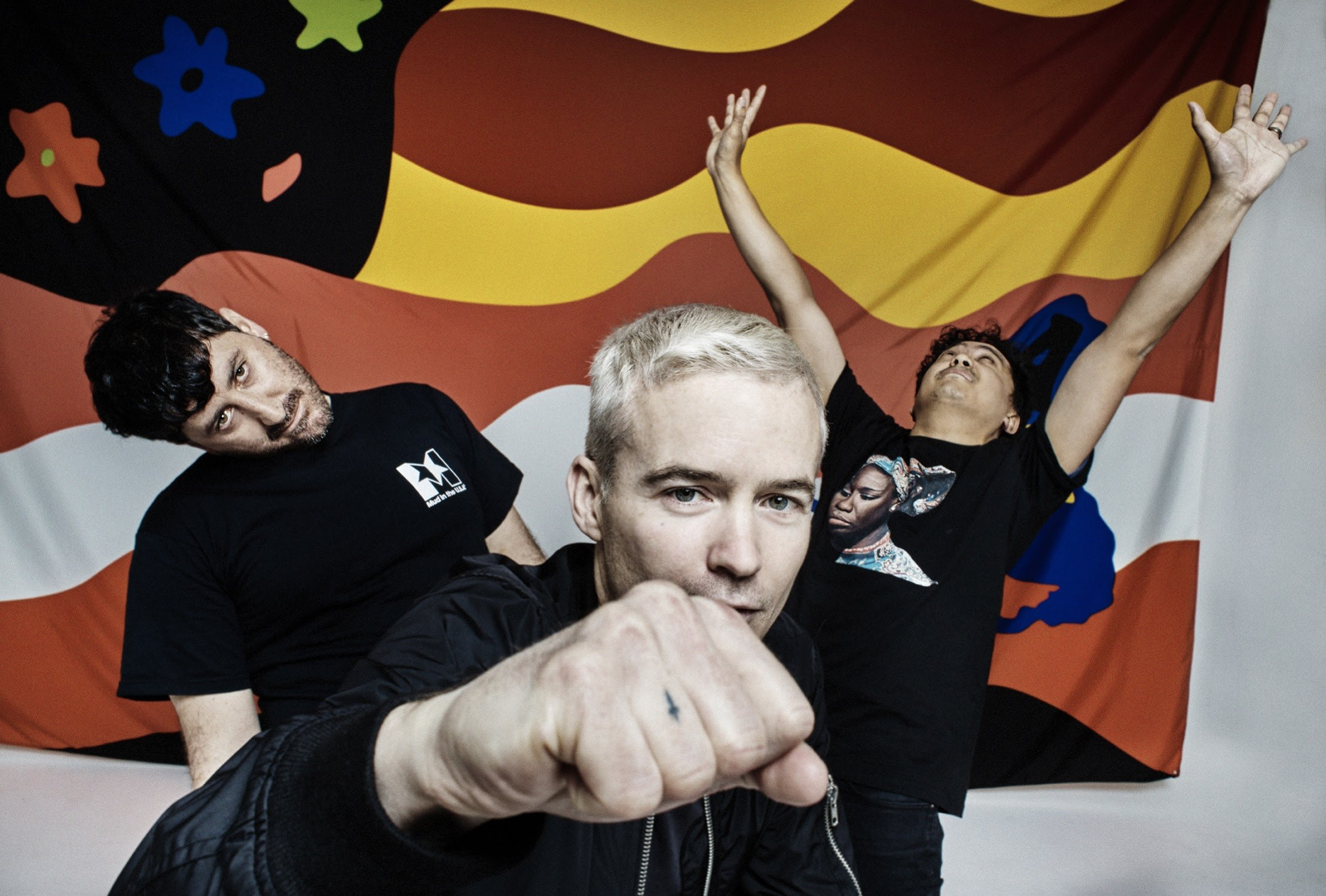 The Avalanches are working on new music