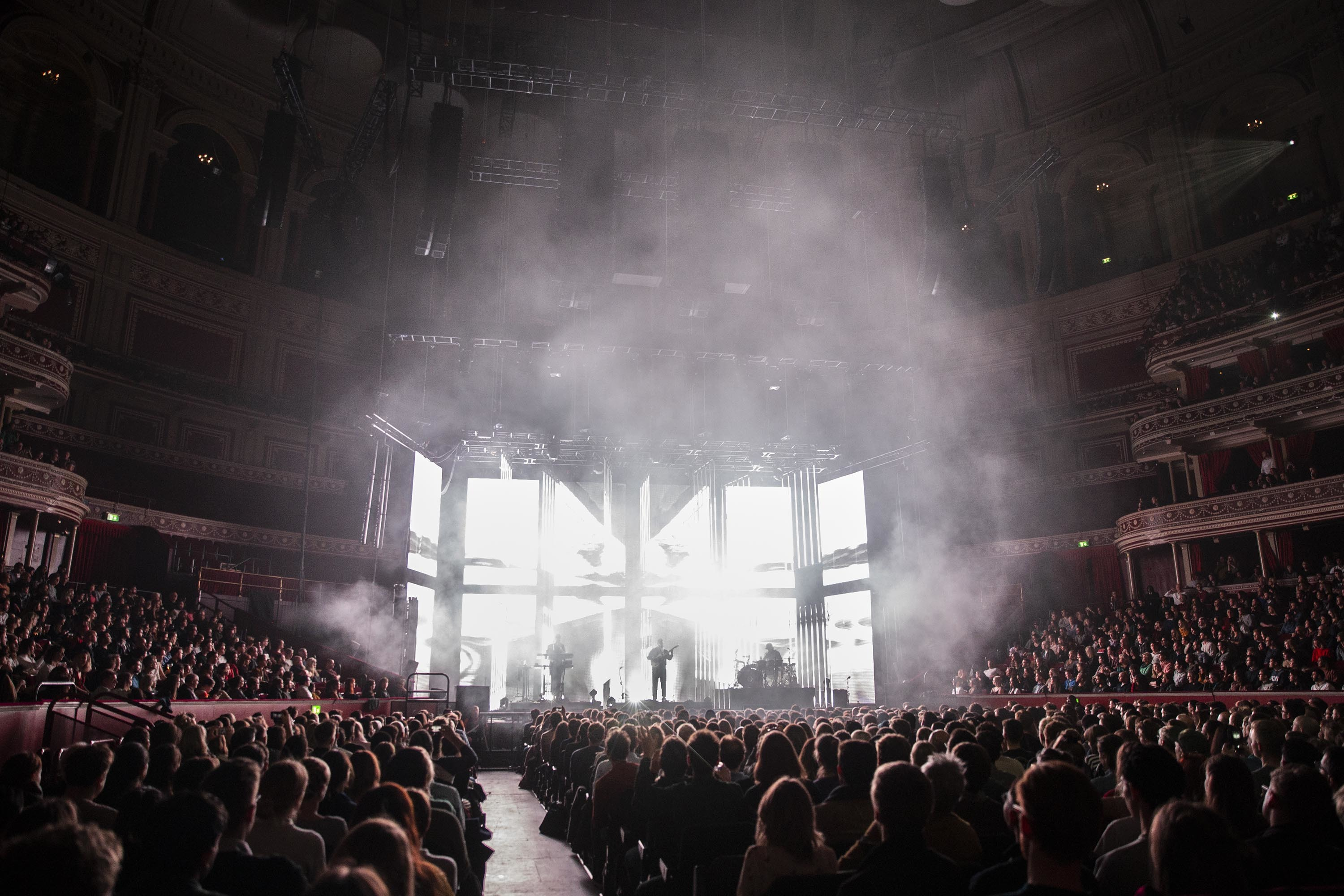 alt-J, Royal Albert Hall, London