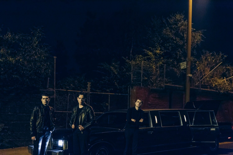 Baby Strange take a trip to 'Pleasure City' with new single