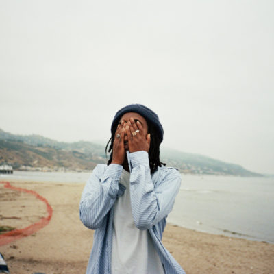 Bakar has some seaside fun in the video for 'Hell N Back'