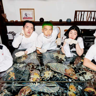 """Balming Tiger: """"We'd love to give the world a taste of Korean underground music"""""""