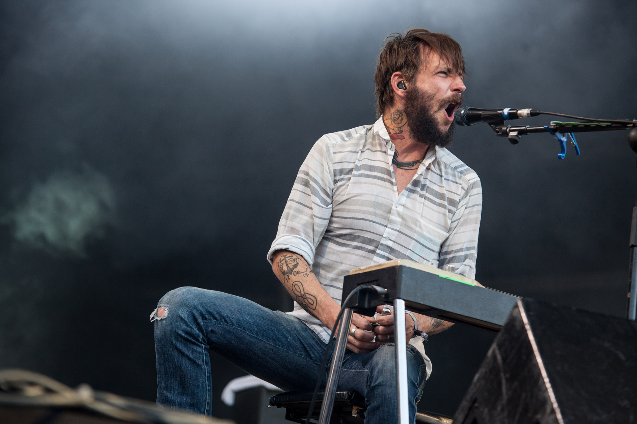 """Band Of Horses: """"There are no rules now"""""""