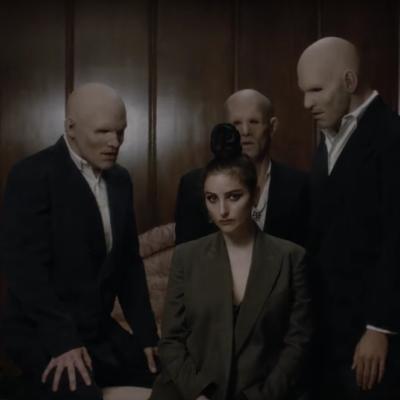 BANKS has a nightmarish new video for 'Trainwreck'