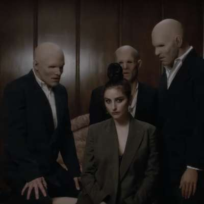 BANKS has a nightmarish new video for 'Trainwreck'