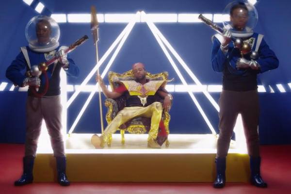 Basement Jaxx reveal spacey video for 'Rock This Road'