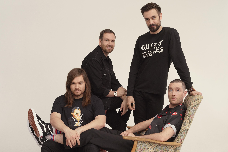 Bastille: Rhythm Of The Night