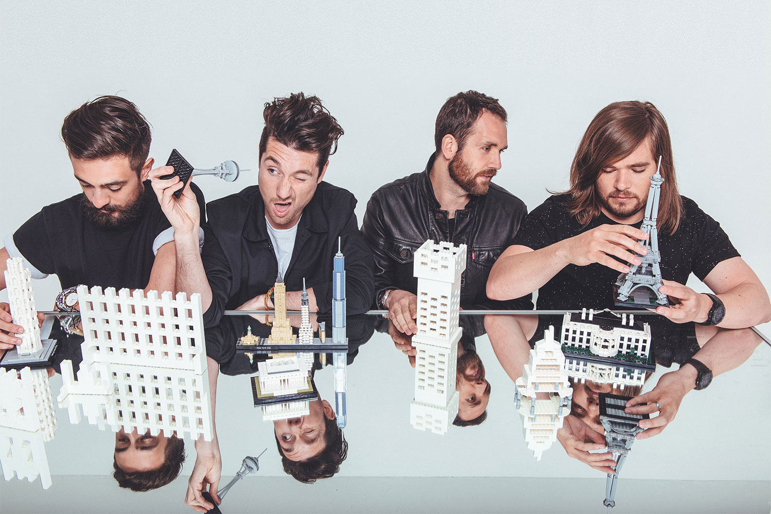 Bastille have got a new video for 'Blame'